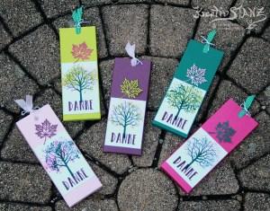 KreativStanz Baum der Freundschaft Stempelset und Thinlits Aus jeder Jahreszeit von Stampin' Up! Ziehschokolade InColor 2017-2019 Herbst autum #stampinup #incolor http://kreativstanz.bastelblogs.de/