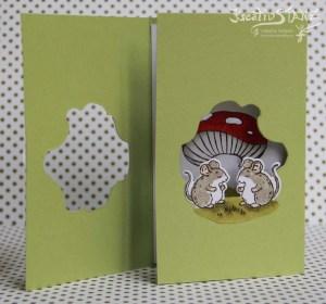 KreativStanz Stempelset Sweet Storybook mit Framelits von Stampin' Up! Mäuse Märchenbuch #stampinup #storybook http://kreativstanz.bastelblogs.de/